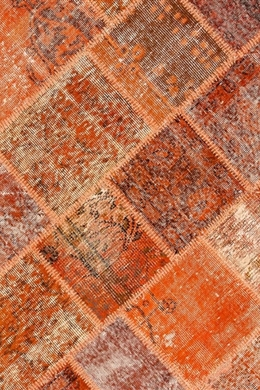 Apex Patchwork Cross Turuncu